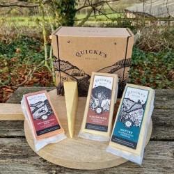 Quicke's Winter Cheese Box