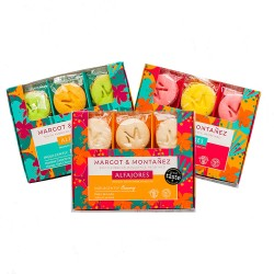 Handmade Luxury South-American Biscuits | Indulgently Collection (Trio Pack)