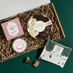 Christmas Letterbox Chocolate Gift