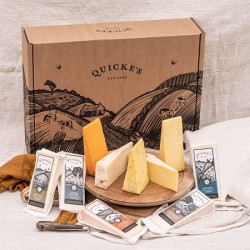 Quicke's Ultimate Cheese Hamper