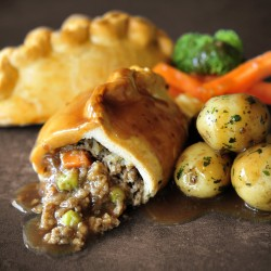8 Piece Yorkshire Pasty Collection