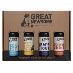 4 Bottle Gift Box