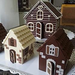 Deluxe Handcrafted Chocolatier Centre Piece Gift Box