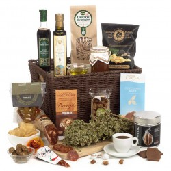 Merchant Of Venice Gourmet Basket (GF)