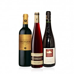 Organic French Red Wine Gift Selection