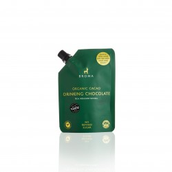 Broma's award winning Organic Cacao Drinking Chotcolate
