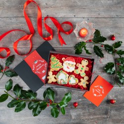 Christmas Indulgent Biscuit Box
