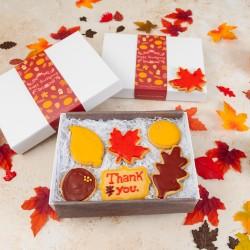 Thanksgiving Indulgent Biscuit Gift Box