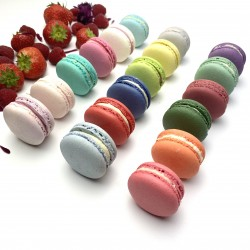 Box of 24 Macarons