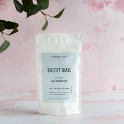 Bedtime Organic Probiotic Tea