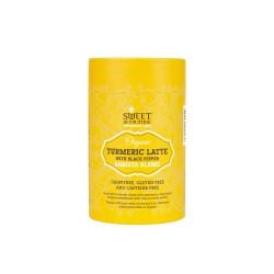 Organic Turmeric Latte with Black Pepper - Barista Blend