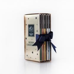 Christmas Handmade Chocolate Milk Gift Box