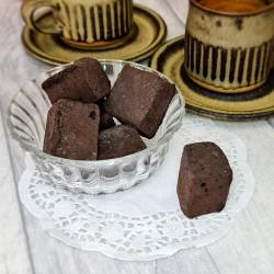 Gourmet Black Cocoa Marshmallows (Halal)