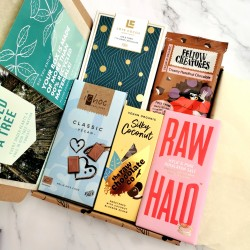 Vegan Chocolate Letterbox Gift Hamper Selection 2