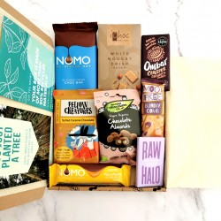 Vegan Chocolate Bar Letterbox Friendly Hamper