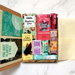 Vegan Chocolate Letterbox Gift Hamper Selection 1