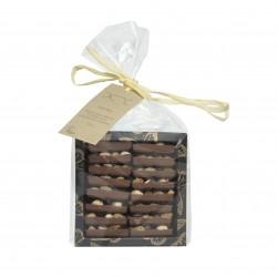 ONE Bite - Creamy chocolate with hazelnuts and mulberries 340g - BIO