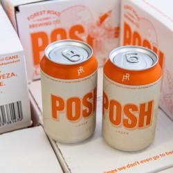POSH Lager (4.1%) - 24 pack