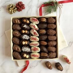 Large Sharing Chocolate Dates Gift Box