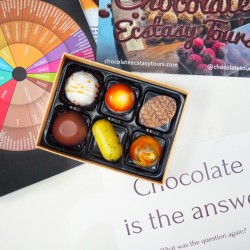 Online Mystery Chocolate Tasting