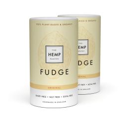 Vegan Organic Original Fudge 175g (Pack of 2)