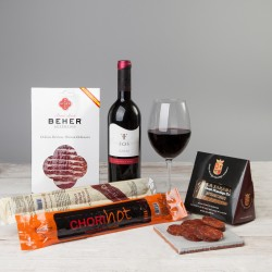 Rioja & Charcuterie Hamper