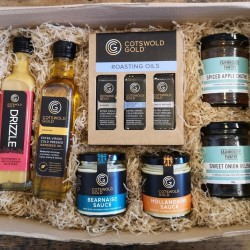 Cotswold Gold Lockdown Hamper