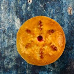 Chicken, Cranberry & Walnut Gourmet Pie
