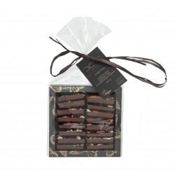 ONE Bite - Dark chocolate 70% with Pecan nuts 340g - BIO
