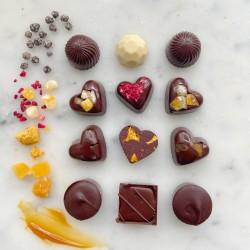 Award-Winning Seasonal Chocolate Box Plant Based Vegan