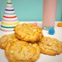 Birthday Cake NY Cookies