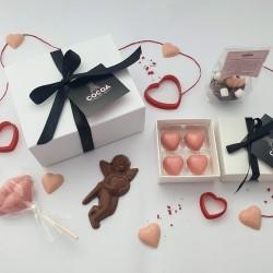 The Small Love Chocolate Gift Box Hamper