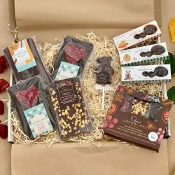 Valentines Box   Dairy Free Vegan Cocoa Libre