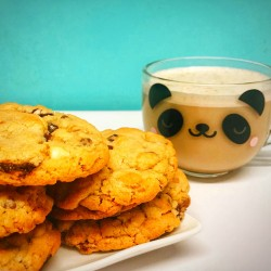 'The Quadfather' Chocolate Chip NY Cookies