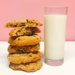 Oatmeal & Raisin NY Cookies