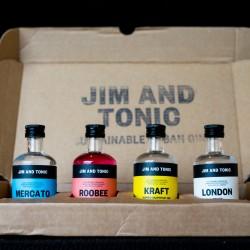 Mini Gin Gift Selection Box