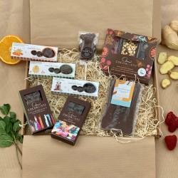 Gift Box Cocoa Libre Chocolate | Dairy Free Vegan
