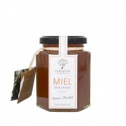 250g Madagascar Mokarana Honey (Pure/Raw/Unpasteurised) by Amalsons