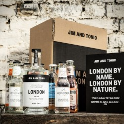 Gin and Tonic Gift Set • Classic London Dry Edition