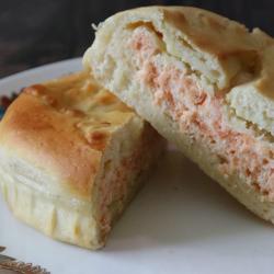Salmon & Philadelphia Cream Cheese Gourmet Pie