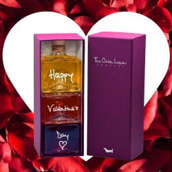 Valentine's Day Personalised Liqueur Stacker Bottles Set