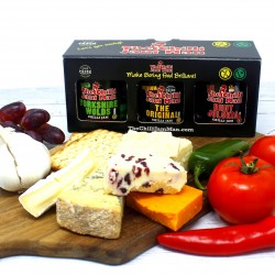 Create Your Own Chilli Jam Gift Set