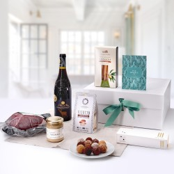 Valentine Gourmet Dinner a Deux Gift Box