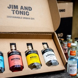 Jim's Ultimate Gin and Tonic Gift Set