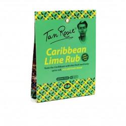 Caribbean Lime Rub