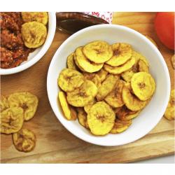 Plantain Crisps | Sea Salt & Black Pepper (3 Pack)