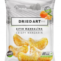 Gluten Free Dried Mandarin Selection Box (10 packs)
