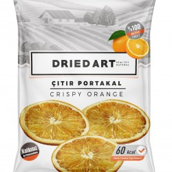 Gluten Free Dried Art Crispy Dried Orange (10 packs)