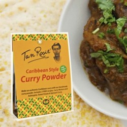Caribbean Style Curry Powder