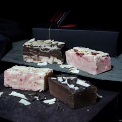 Fudge Love Artisan Butter Fudge Box (4 Fudge Bars)